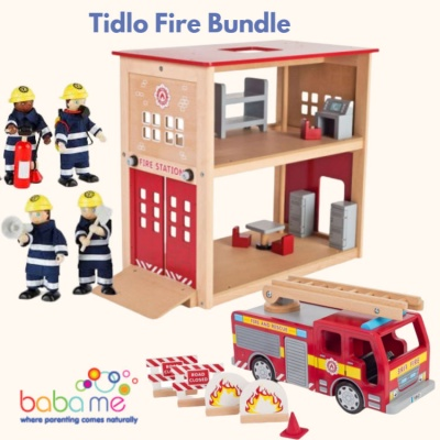 Tidlo Fire Bundle