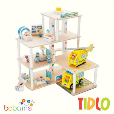 Tidlo Hospital Set