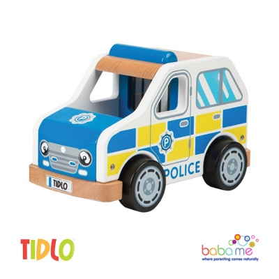 Tidlo Police Car New