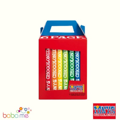 Tony's Chocolonely - Rainbow Gift Pack
