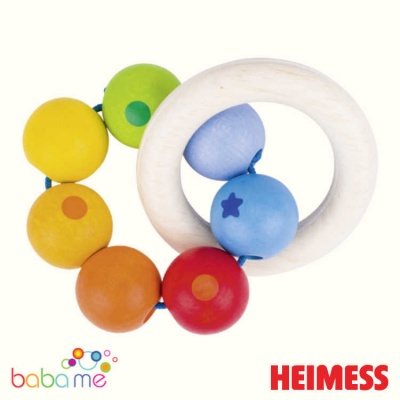 Heimess Touch ring rainbow
