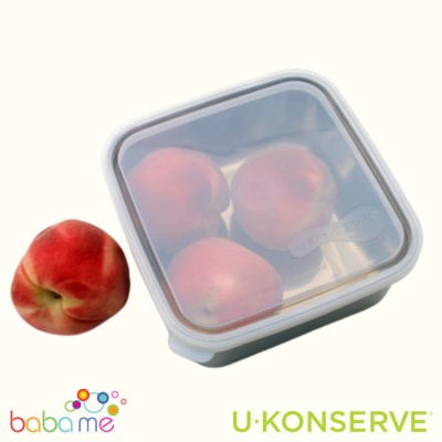 U-Konserve To-Go Container Large Clear