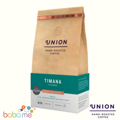 Union Colombian Timana Ground Coffee (Strength 4)