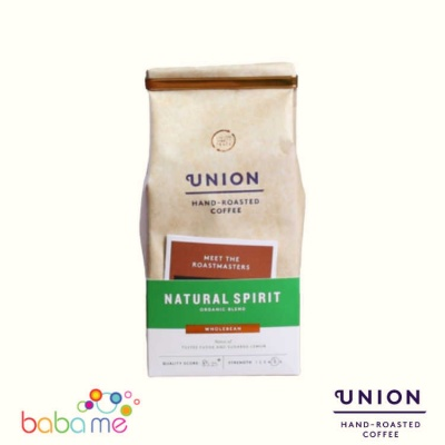 Union Natural Spirit Coffee Beans (Strength 5)