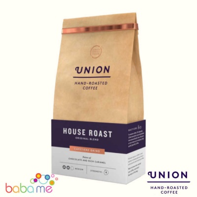 Union Natural Spirit Ground Coffee (Strength 5)