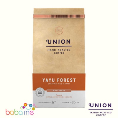 Union Yayu Ethiopian Whole Bean