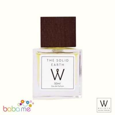 Walden The Solid Earth 50ml - no box