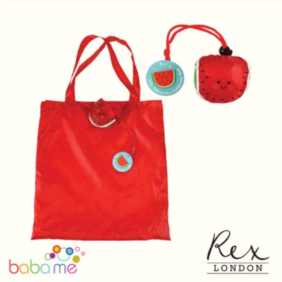 Watermelon Foldaway Bag for Life