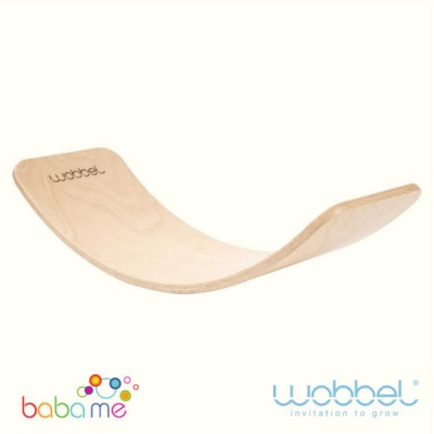 Wobbel Original Natural Balance  Board