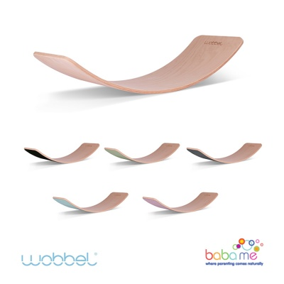 Wobbel XL Transparent Lacquer