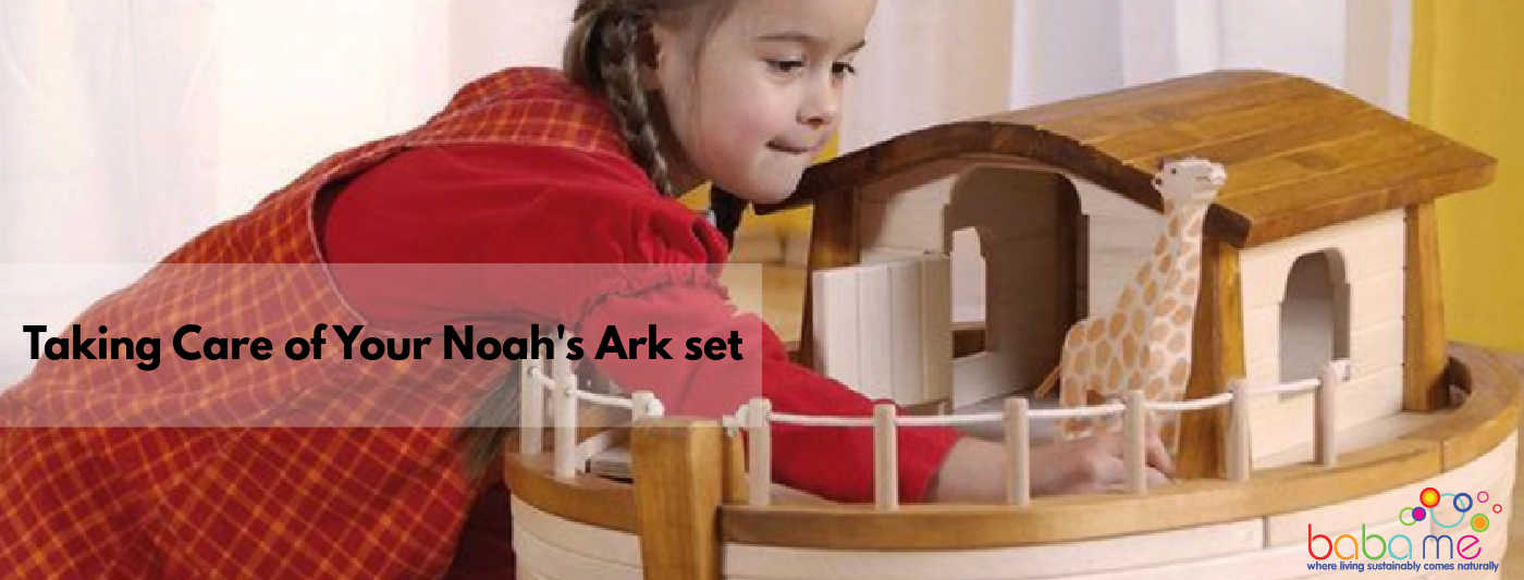noahs ark toy