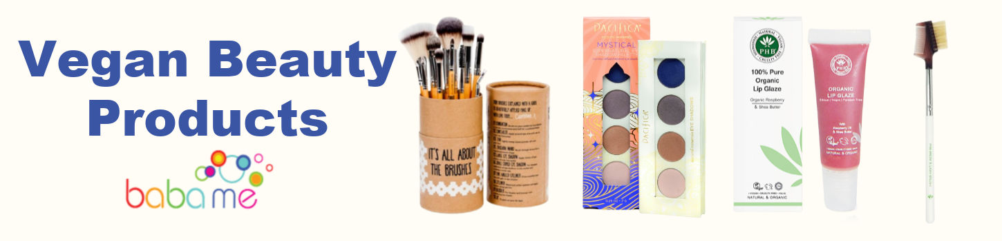 vegan beauty products