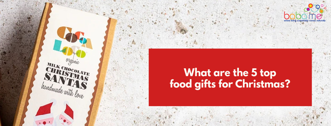 What Are the 5 Top Food Gifts for Christmas
