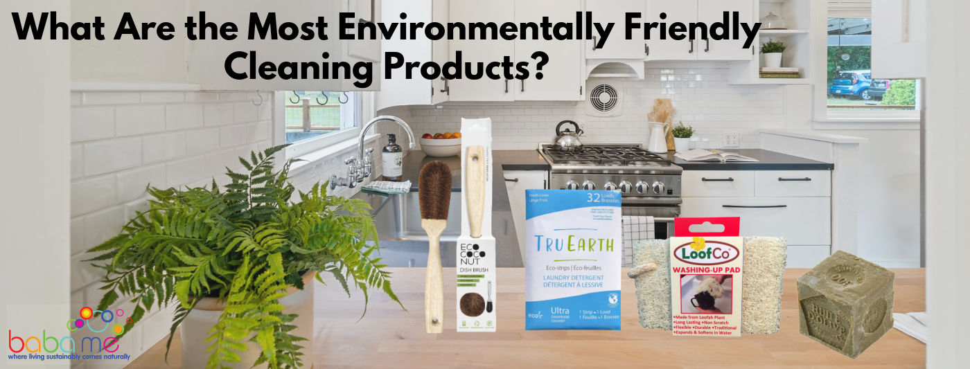 what-are-the-most-environmentally-friendly-cleaning-products