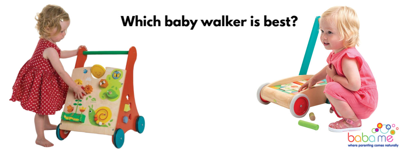 Which baby walker is best