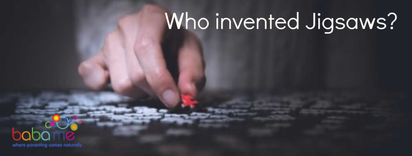 who-invented-jigsaw-puzzles