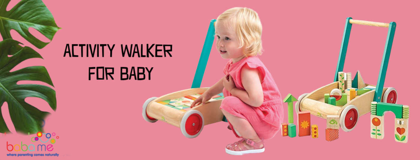 activity walker for babies