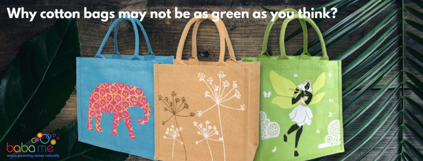 Why cotton bags may not be as green as you think