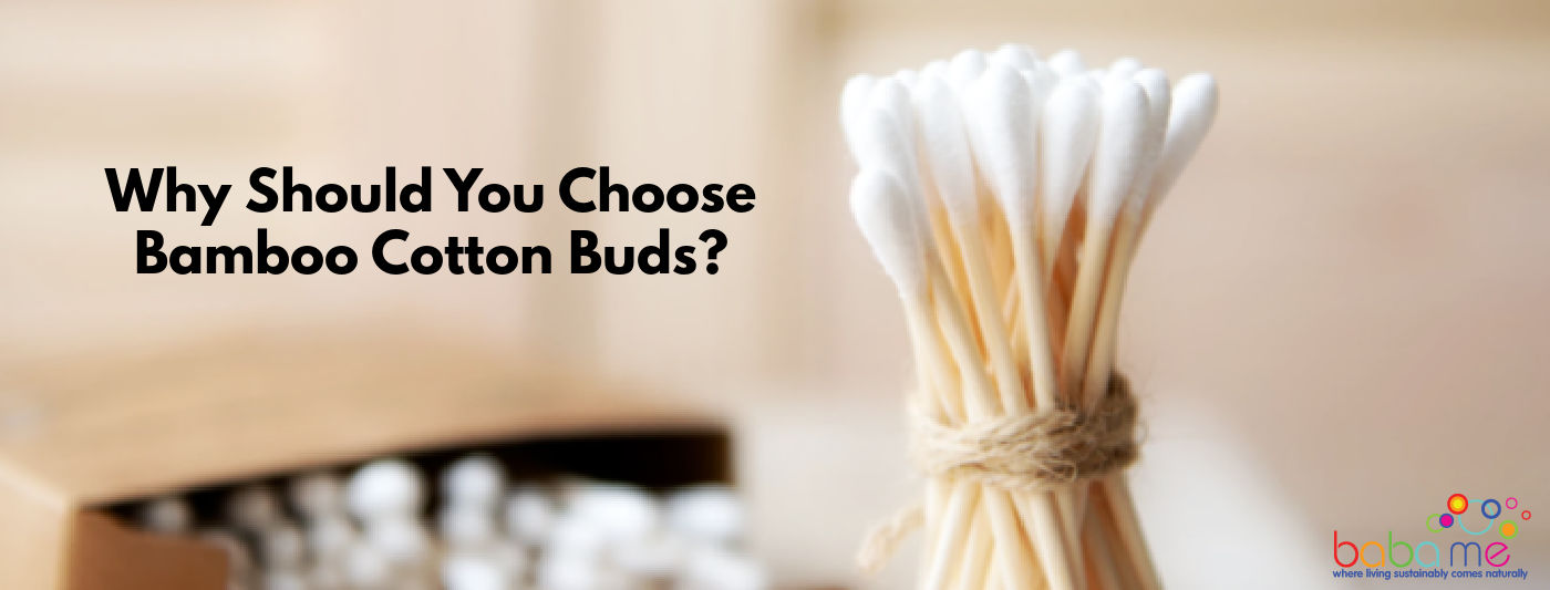 biodegradable cotton buds