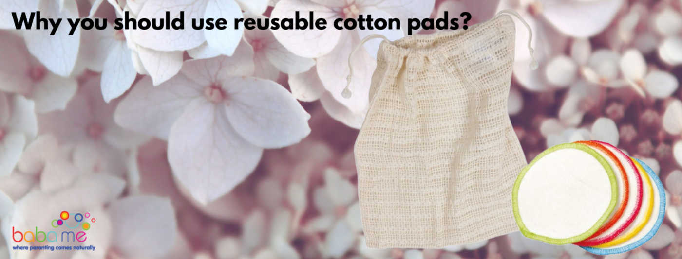 reusable cotton pads